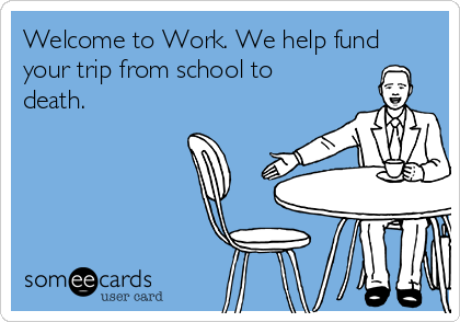 work-funding the trip
